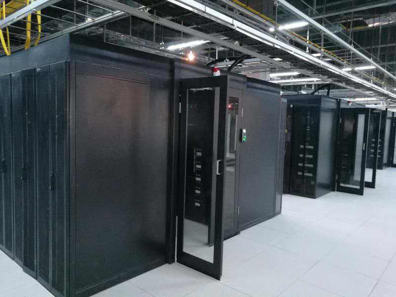 智能模块化数据机房