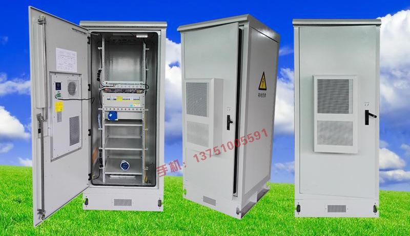 组合舱体一体化温控机柜