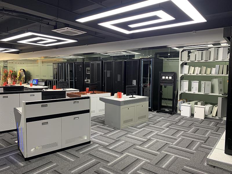 服务器机柜展厅