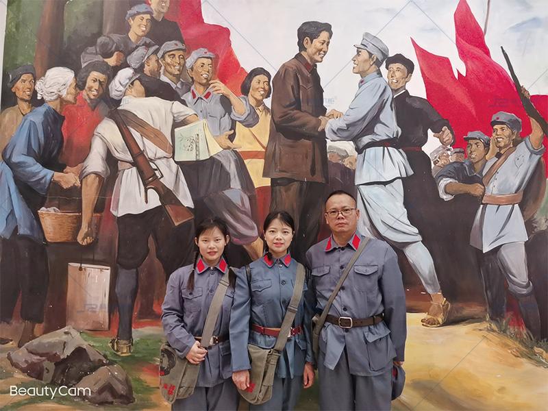 彩神8官方网站登录红军照